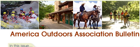 America Outdoors Association Bulletin